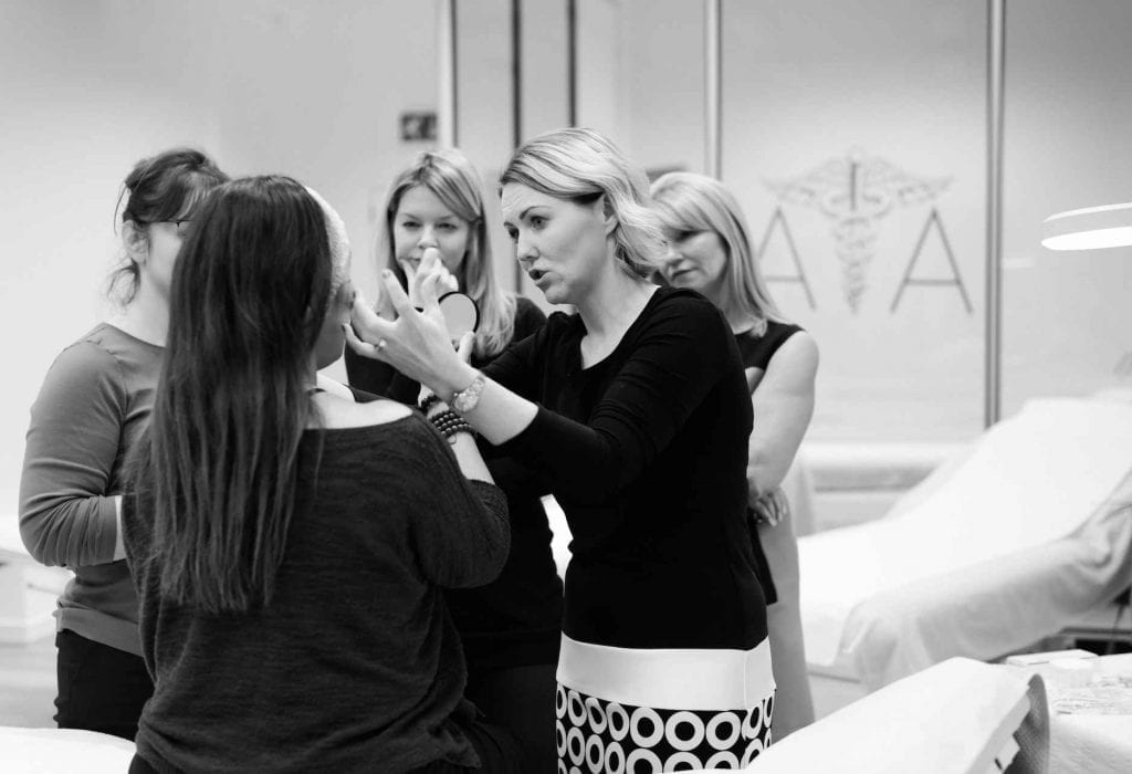 toxin and dermal filler training introduction